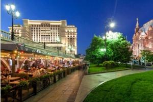 Рестораны Москвы – Станция метро  Охотный Ряд   Рестораны и кафе ... b2dd667464c