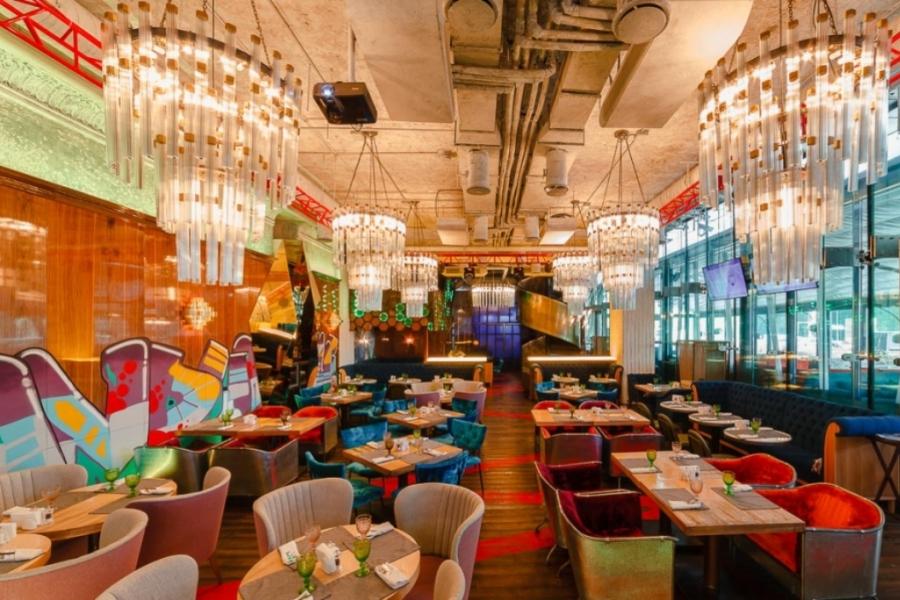 идеальный ресторан в москве для предооденич года