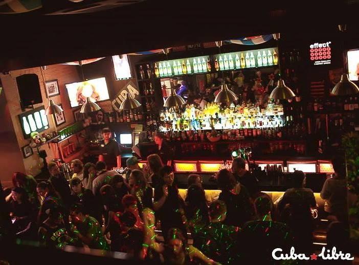 Куба москва клуб пьяные зрелые в ночном клубе